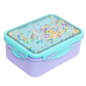 Petit Monkey lunchbox  popsicles wild lilac, cactus