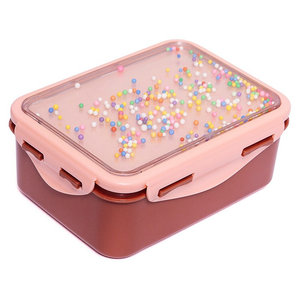 Petit Monkey lunchbox  popsicles desert rose