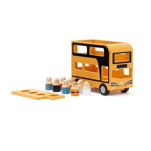 Kids Concept Dubbeldekker bus Aiden