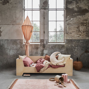 Little dreamers Bed bobby 200 x 90cm naturel