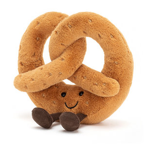 Jellycat Knuffel pretzel