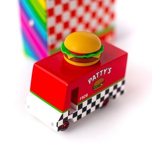 Candylab Hamburger truck