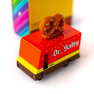 Candylab Dr. Salty pretzel truck