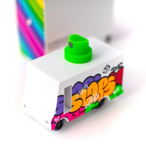 Candylab Graffiti truck