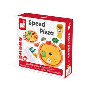 Janod Snelle pizza spel