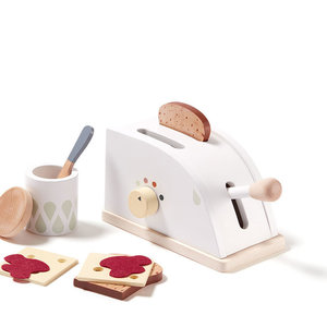 Kids Concept Houten broodrooster