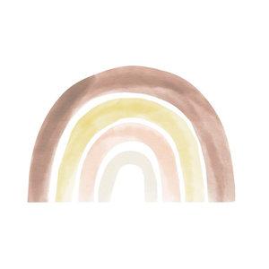 Studio Loco Muursticker Rainbow 100 x 65cm