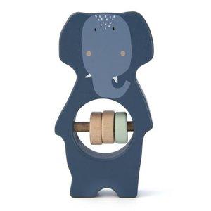 Trixie Houten rammelaar Mrs. Elephant