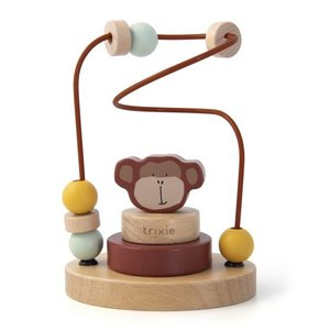 Trixie Houten kralenframe Mr. Monkey