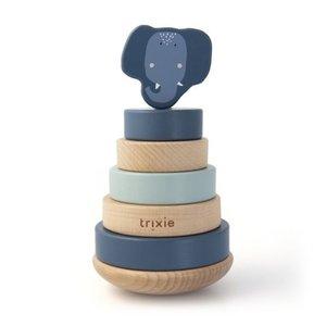 Trixie Houten stapeltoren Mrs. Elephant