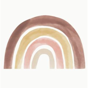 Studio Loco Muursticker Rainbow 180 x 120cm