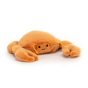 Jellycat Krab knuffel