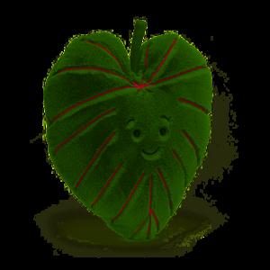 Jellycat Knuffel begonia blad