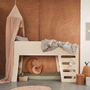 Little dreamers Bed  loua low loft 200x90