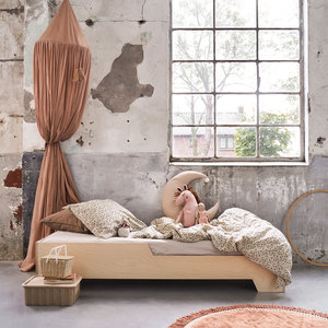 Little dreamers Bed Loua twijfelaar 200 x 140 cm