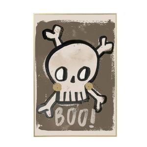 Studio Loco Poster skull