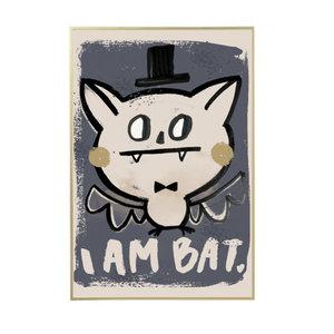 Studio Loco Poster bat