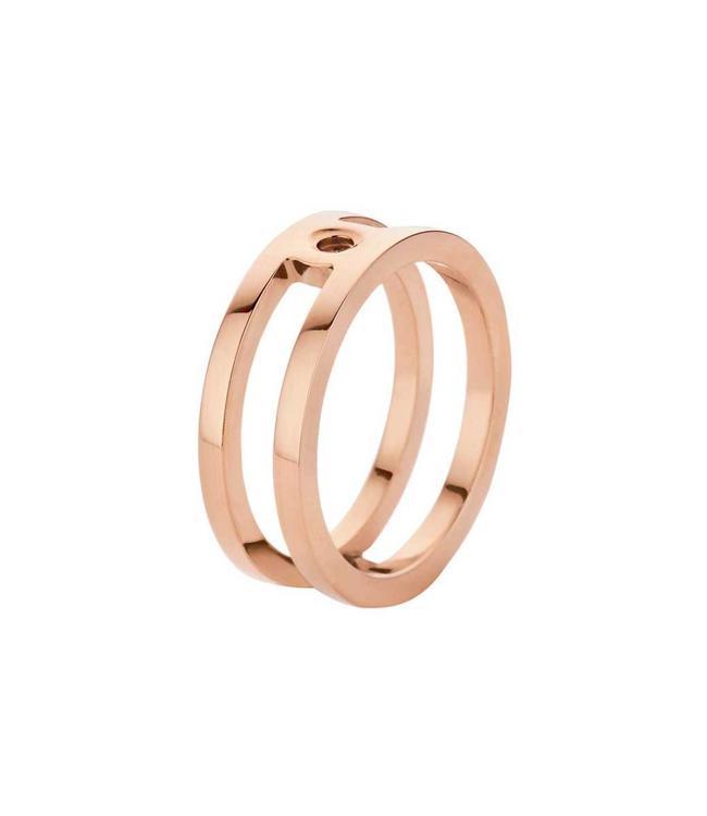 MelanO Ring Twisted Trista RG