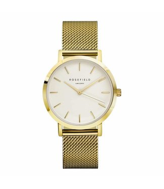 Rosefield Watch Mercer white gold