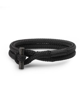 Pig & Hen Pig & Hen - armband Tiny Ted Black M