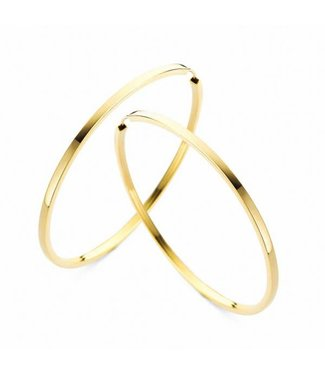 CASA Collection Earring SNAP THIN GOUD