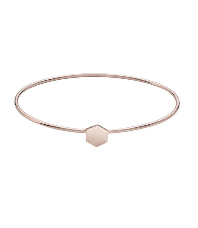 Cluse Armband Hexagon rosegold
