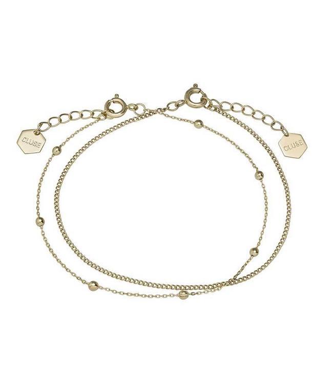 Cluse Armband Essential Set Goud