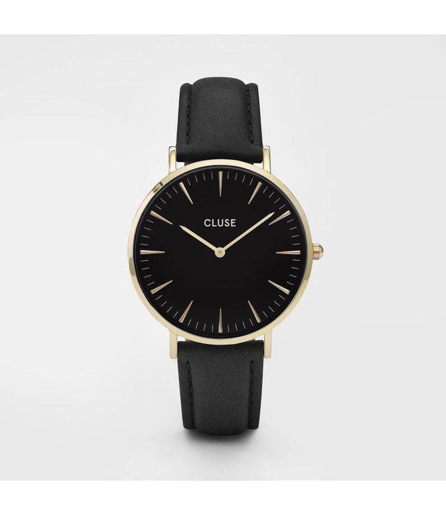 Cluse Montre La Bohème gold black/black