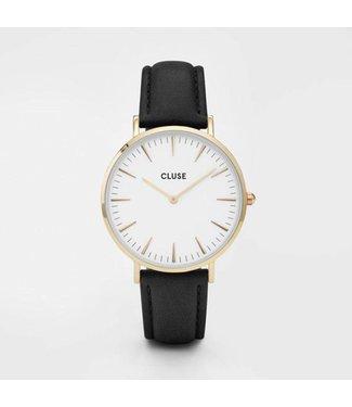 Cluse Watch La Bohème gold white/black