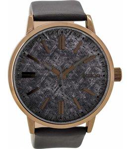 Oozoo Uurwerk Timepieces Grijs
