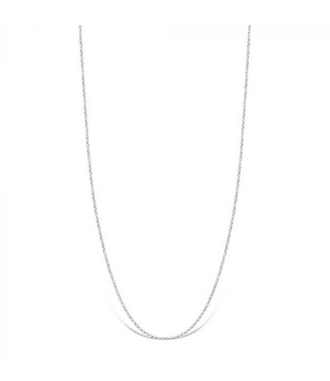 Mi Moneda Halsketting Livia 925 Silver