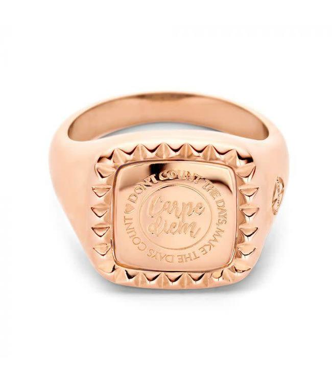 Mi Moneda Ring Manhattan Rosegold