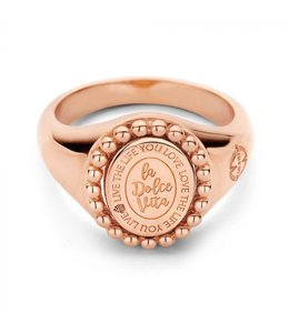 Mi Moneda Ring Soho Rosegold