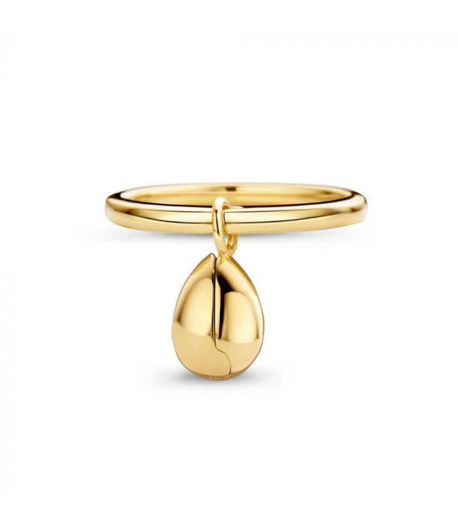 Mi Moneda Ring MM Legacy Gold