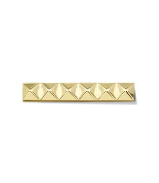 Take What You Need Bar Gold Studded