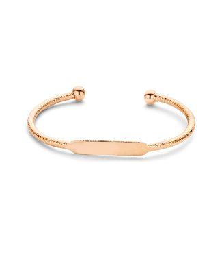 Take What You Need Armband Sunset Rosegold