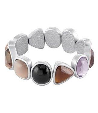Sence Copenhagen Armband Signature Multistone Silver