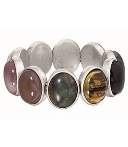 Sence Copenhagen Armband Signature Stone Silver