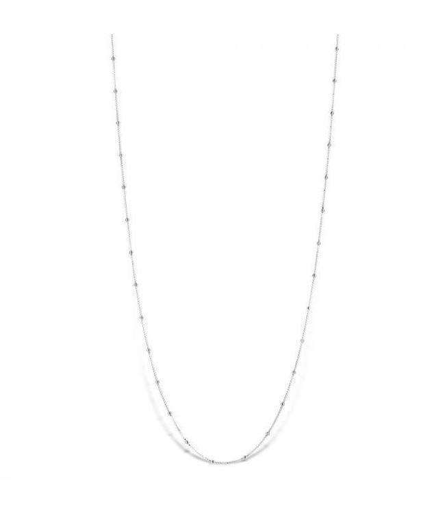 Mi Moneda Halsketting MMV Astoria Necklace 925 Silver