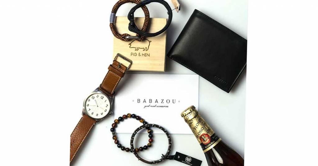 De Babazou cadeaugids: verras je papa met een accessoire!