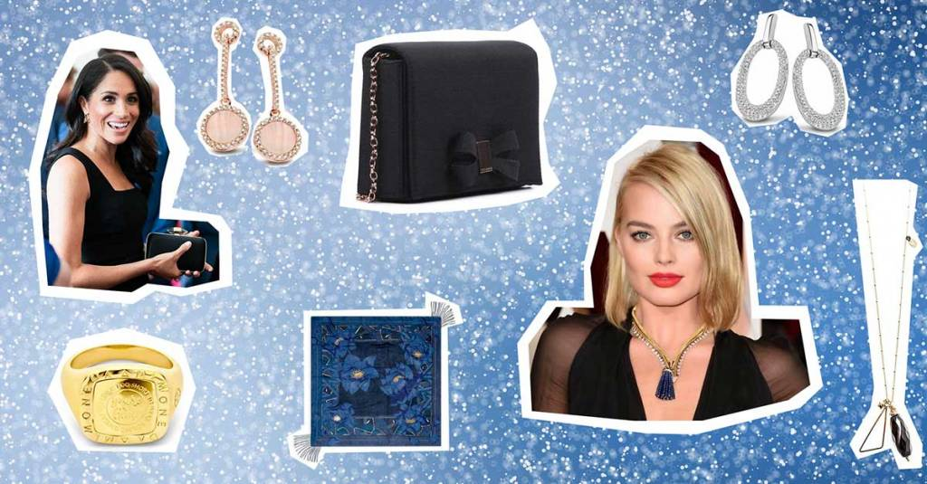 5 x Celebrity Accessories