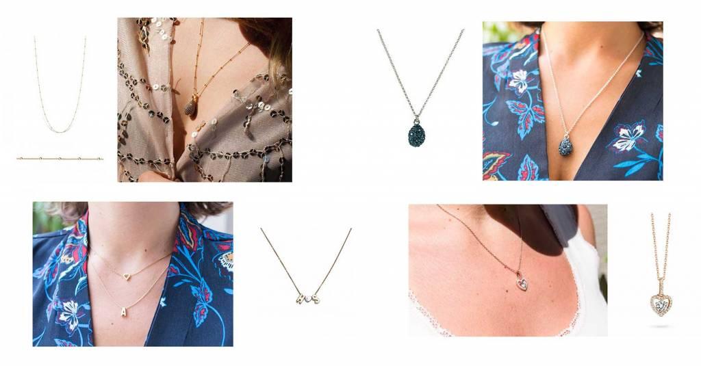 Stijldossier: een passende halsketting voor iedereen