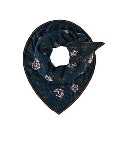 POM Amsterdam Sjaal Soft Flower Emerald