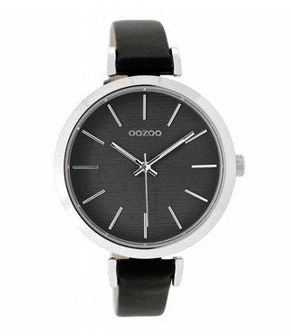 Oozoo Watch Black Grey