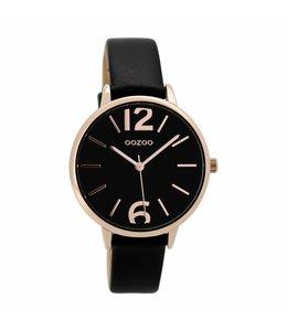 Oozoo Uurwerk Timepieces zwart