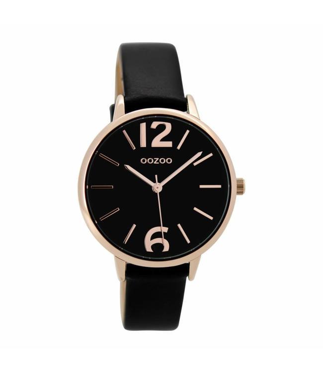 Oozoo Montre Timepieces Black