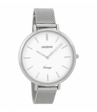 Oozoo Watch Ruth Silver 40mm
