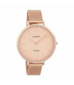 Oozoo Watch Vintage Rosegold