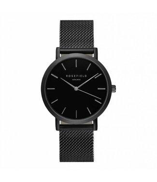 Rosefield Watch Mercer Black black