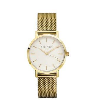 Rosefield Watch Tribeca white gold
